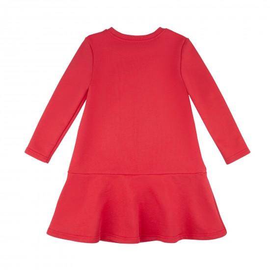 Kleita meitenēm, sarkana