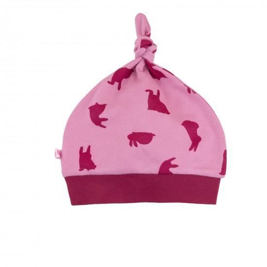 Cepure Yolki-Palki, rozā