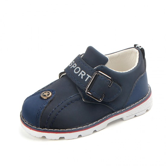 Shoes for boy blue