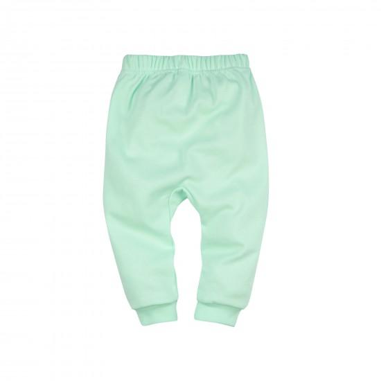 Bikses Basic, gaiši zaļas