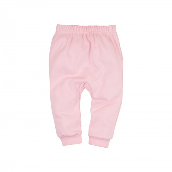Bikses Basic, rozā