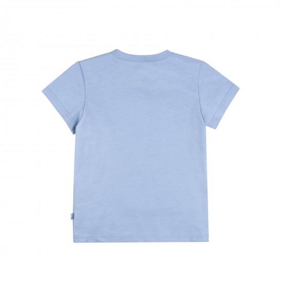 T-krekls Sea Blues mazulim, balts