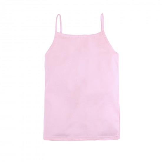 T-krekls Basic meitenēm, violeta