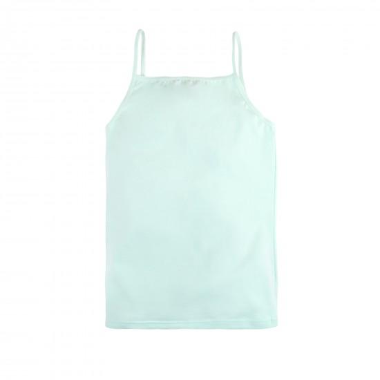 T-krekls Basic meitenēm, zaļš