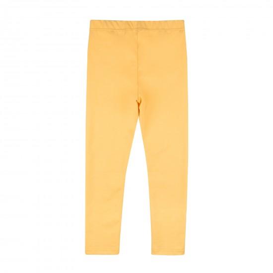 Legingi meitenēm, dzelteni