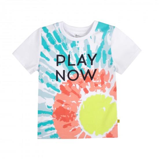 T-krekls zēnam Play Now