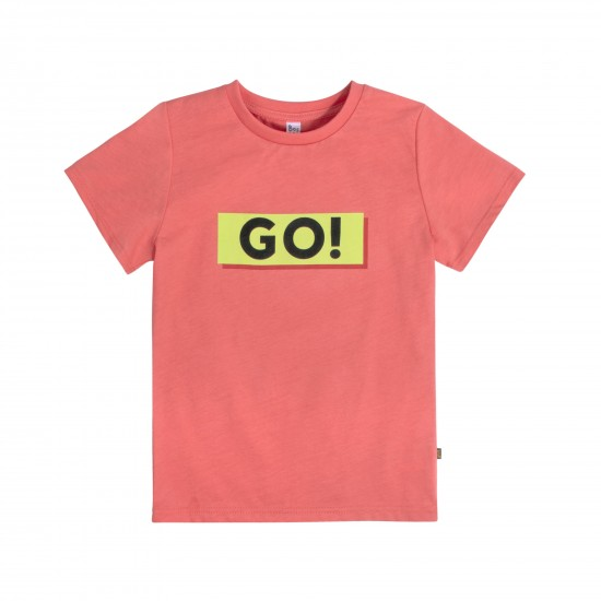 T-krekls zēnam Go