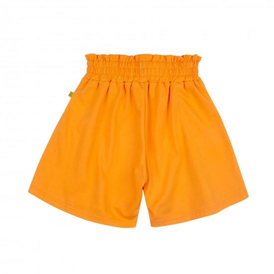 Šorti meitenēm, oranži