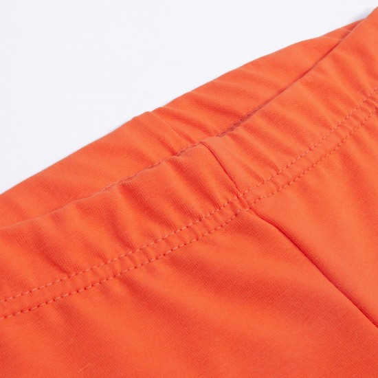 Legingi apgriezti, oranži