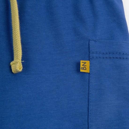 Šorti mazulim ar kabatām, zili