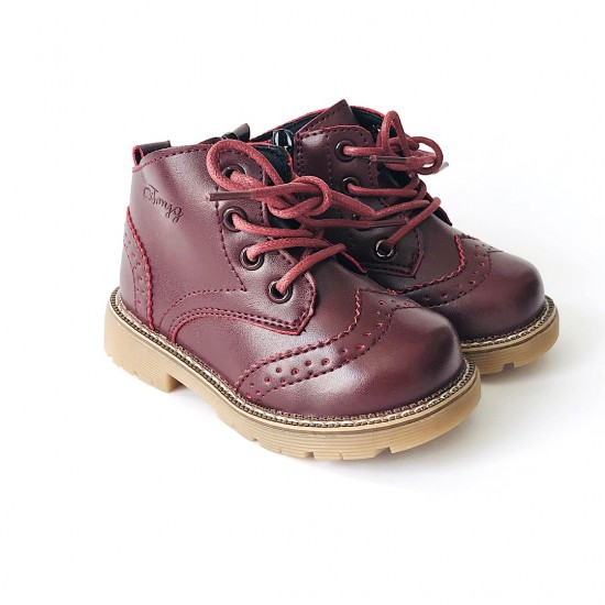 Kids Boots Red