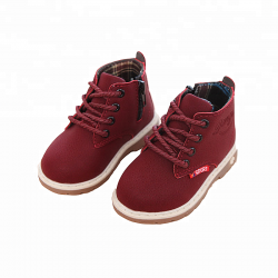 Kids Shoes Red