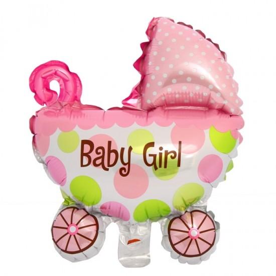 BALONS AR FOLLIJU BABY GIRL 16