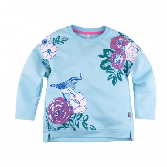 Džemperis Zils putns meitenēm