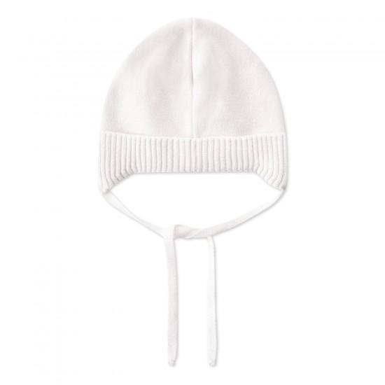 Cepure balta meitenēm