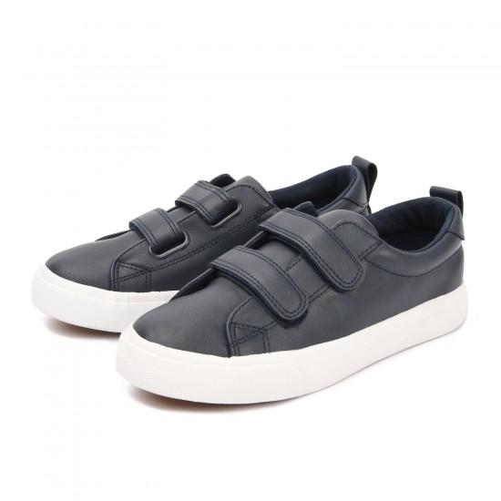 Low shoes blue