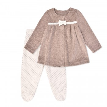 Apģērbju komplekti jaundzimušajiem (mazas meitenes)