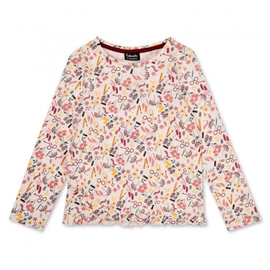 T-krekls ar garām piedurknēm