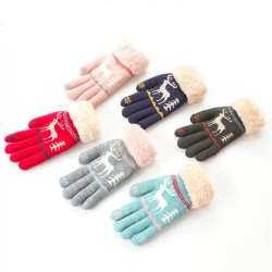 Gloves 7-12 years, different colours