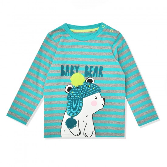 T-krekls zēnam Baby Bear