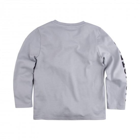 T-krekls Frenkie zēniem, pelēks