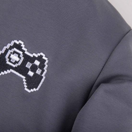 "Sweatshirt ""Sport"", gray"