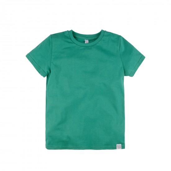 T-shirt Basic for boy, green